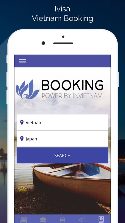 Booking by inVietnam