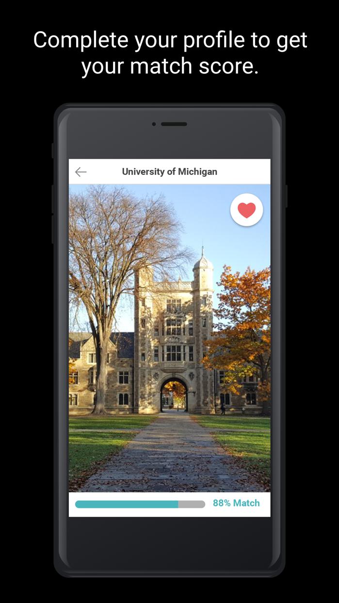 The College Fair Screenshot
