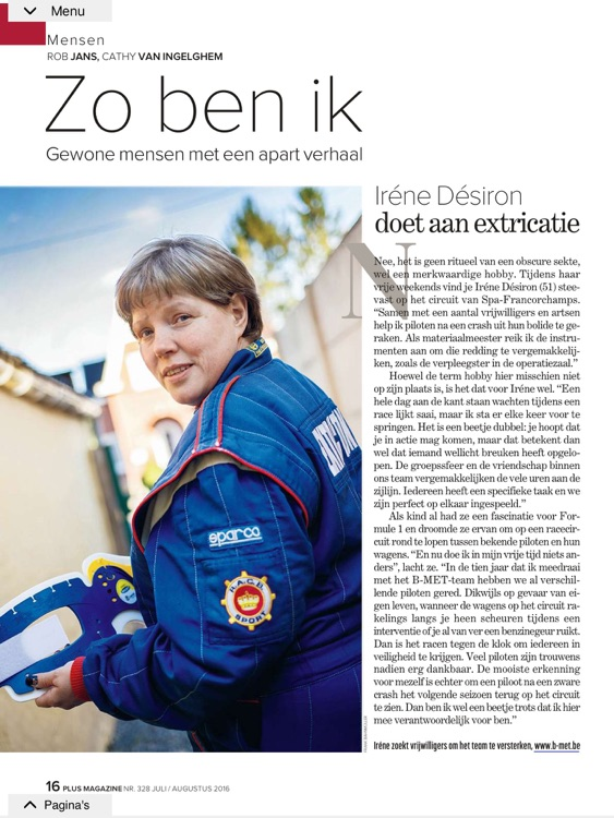 Plus Magazine België NL screenshot-3