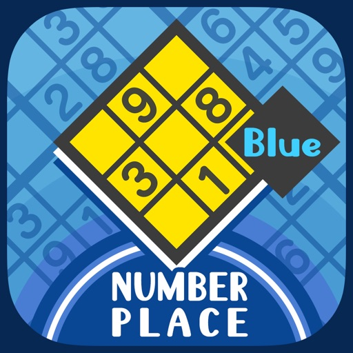 Anytime Sudoku Blue -NumberPlace-