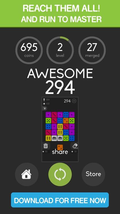 Mash Cube Crusher Squares screenshot-4