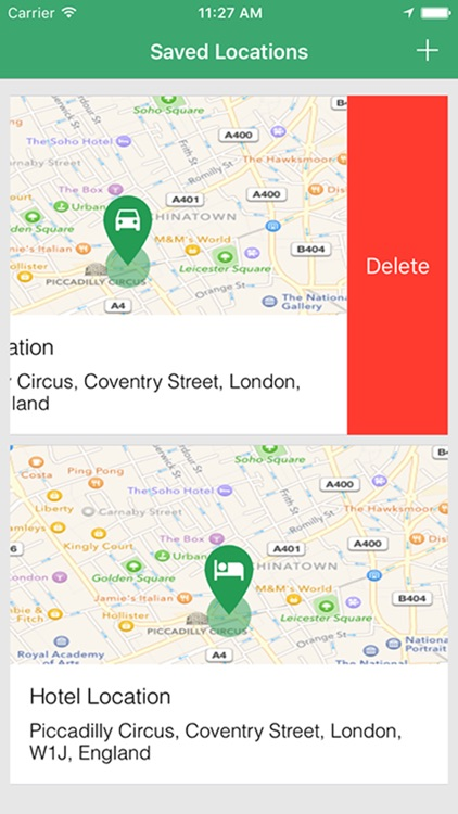 GPS Tracker - Back to Location : Lost Location Finder screenshot-4