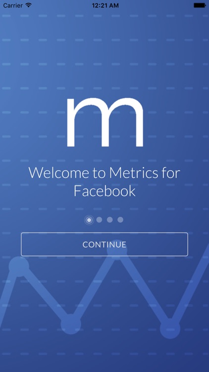 Metrics - Profile Analysis & Analytics for Facebook screenshot-0