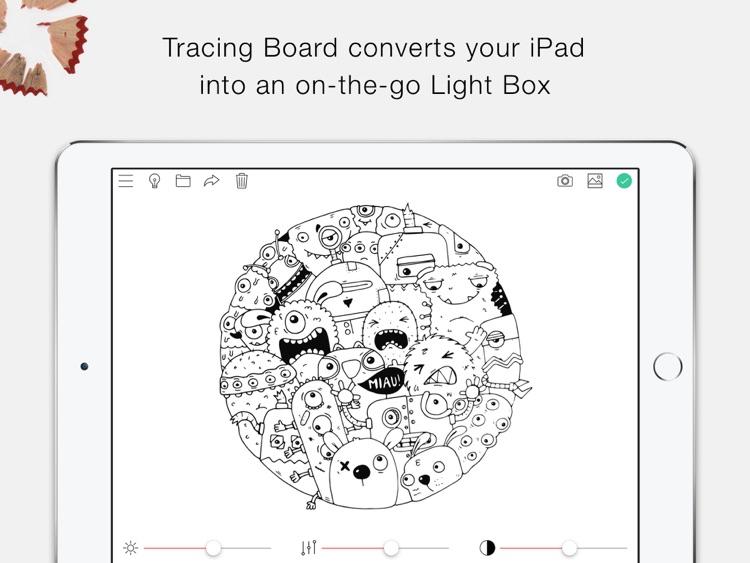 Tracing Board