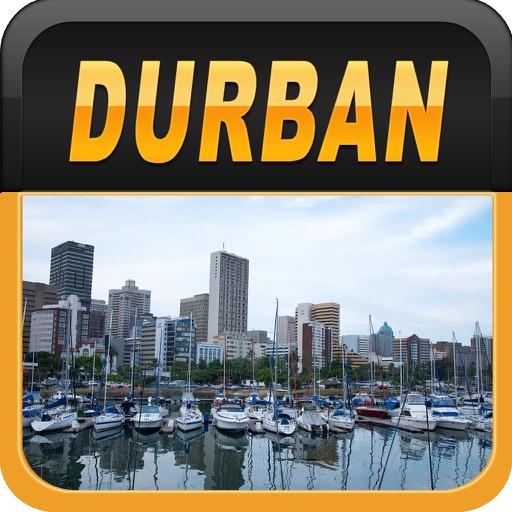 Durban Offline Map Travel Guide