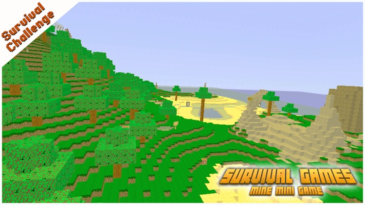 Survival Games - Mine Mini Game With Multiplayer screenshot-2