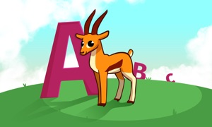 Animals Alphabet - English For Kids