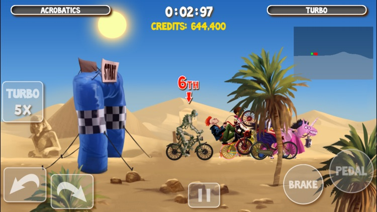 Crazy Bikers 2 Free screenshot-0