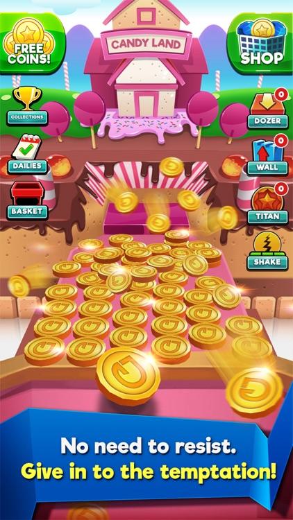 Definite Dozer™ New Coin Dozer screenshot-3