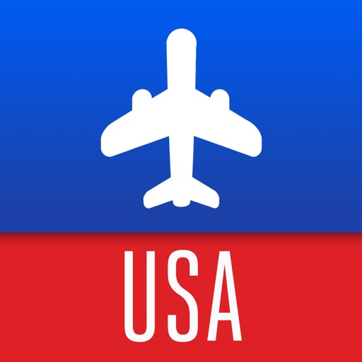 USA Travel Guide and Offline City Street Map
