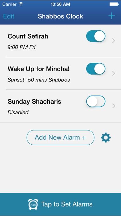 Shabbos Clock