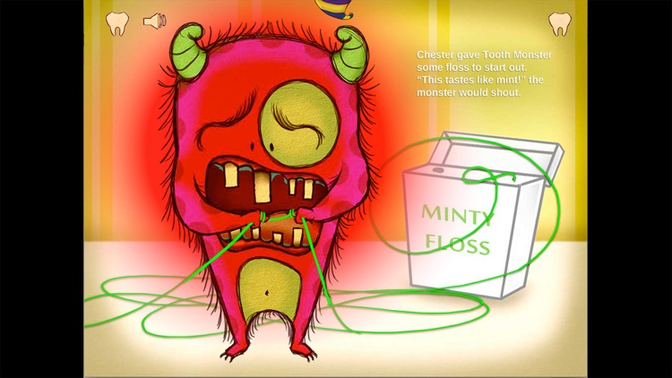 Taming the Tooth Monster screenshot-4