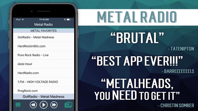 Metal Radio+