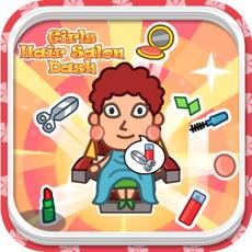 Activities of Girls Hair Salon Dash, Time Management Game