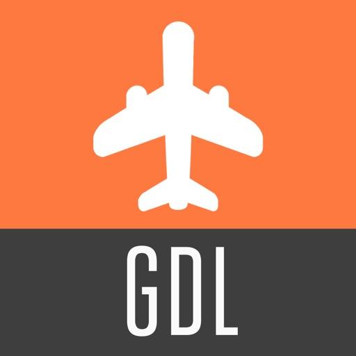 Guadalajara Travel Guide and Offline City Map