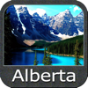 Alberta Lakes - Fishing