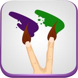 Finger Brushes - Now Pressure Sensitive!!