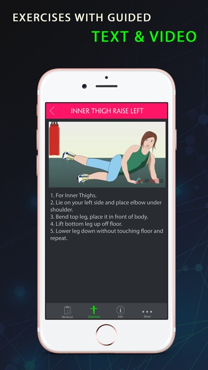 30 Day Leg Fitness Challenges ~ Daily Workout Pro