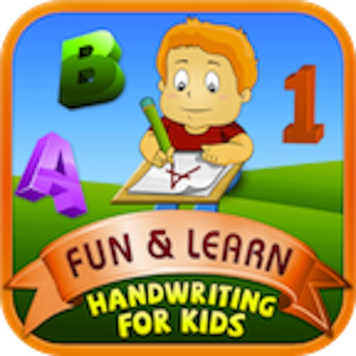 Fun and Learn : Handwriting for Kids