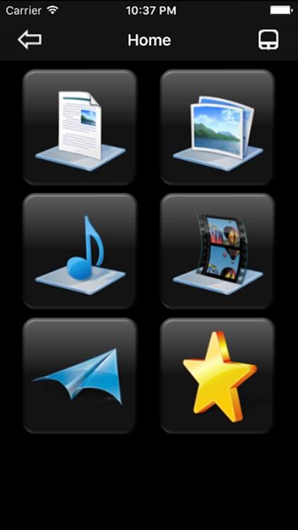 AppRemote Free - WiFi remote control for Windows