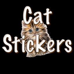 Funny Cat Stickers