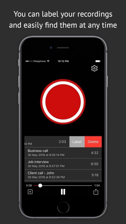 Best Call Recorder screenshot-3