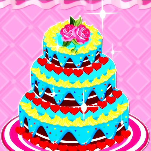 小小挑圣诞蛋糕