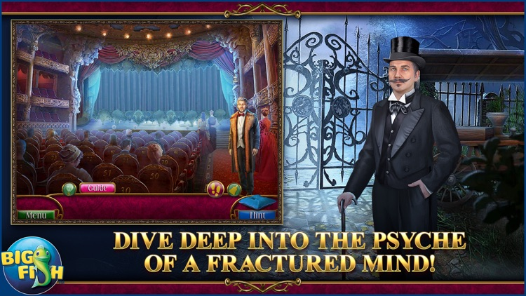 Danse Macabre: Lethal Letters - A Mystery Hidden Object Game (Full) screenshot-0