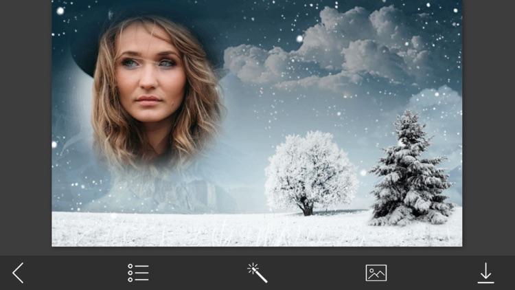 The Christmas Photo Frames screenshot-3
