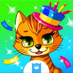 Pet Birthday Party - Have Fun with Animal Friends