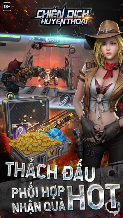 Garena Chiến Dịch Huyền Thoại screenshot-3