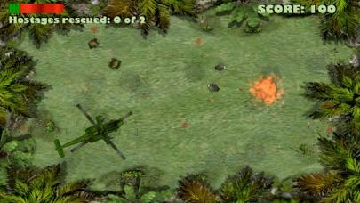 Jungle war rescue screenshot #6