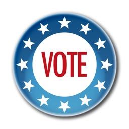 Campaign Election Buttons Vote 2016