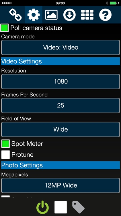 Camera Suite for GoPro Hero