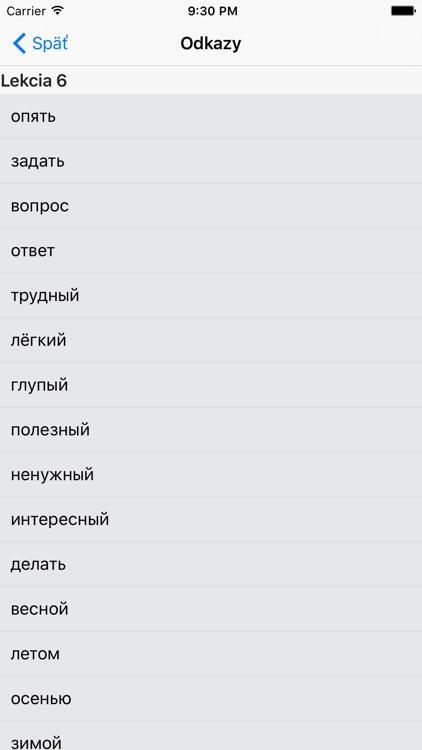 Lingea Rusko-slovenský veľký slovník
