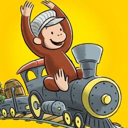 Curious George Train Adventures