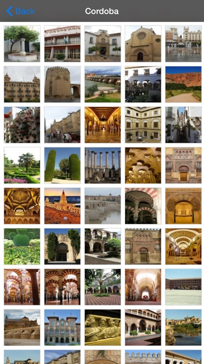Cordoba  Offline Map Travel Guide screenshot-4
