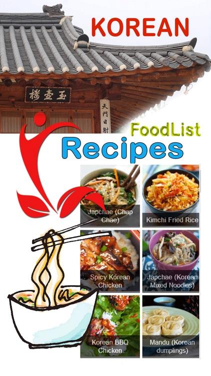 Easy Korean Food Recipes