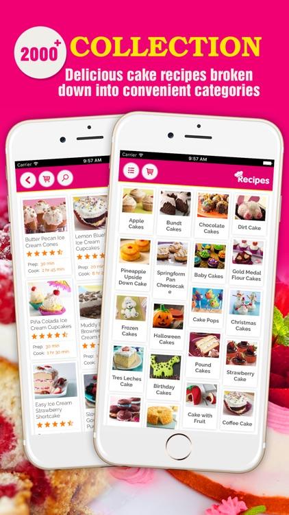 Yummy Cake Recipes ~ Best of cake recipes