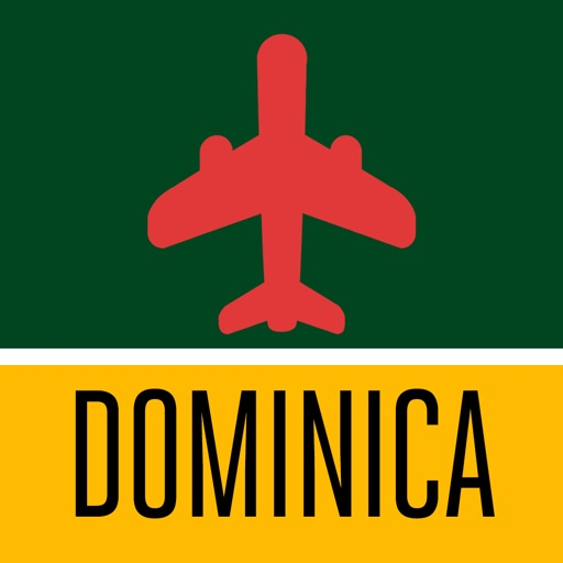 Dominica Travel Guide and Offline Street Map