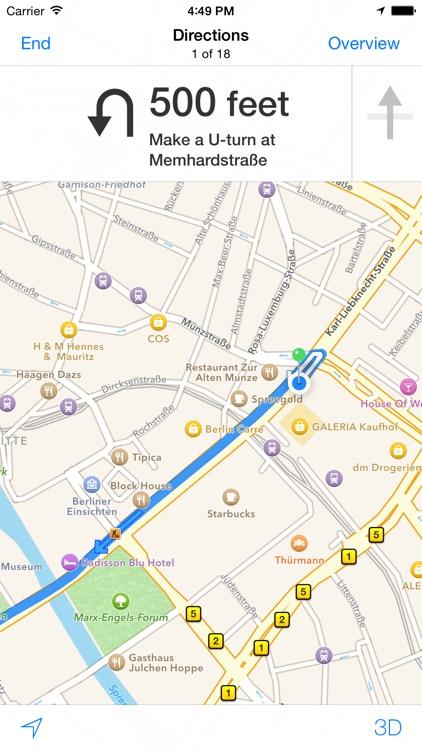 Geocaching Germany screenshot-3