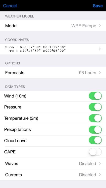 Weather4D screenshot-4