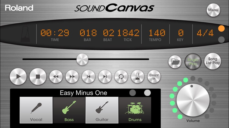 SOUND Canvas screenshot-3
