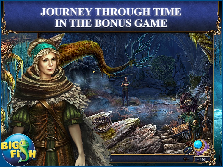 Bridge to Another World: The Others HD - A Hidden Object Adventure screenshot-3