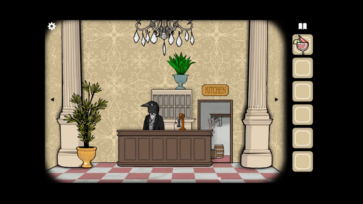 Rusty Lake Hotel screenshot-2