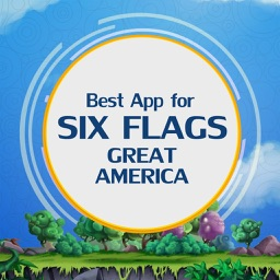 Best App for Six Flags Great America