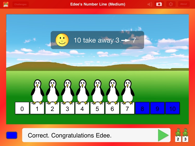 My Number Line screenshot-1