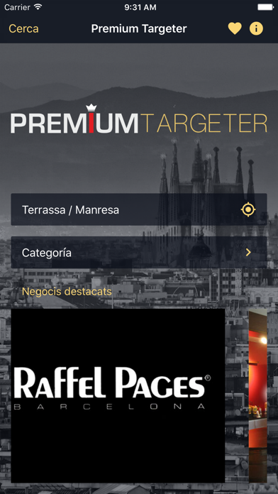 Premium TargeterCaptura de pantalla de1