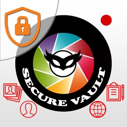 Secure Vault - Hide Private Photo Video