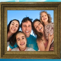 Family Photo Frames & Photo Editor